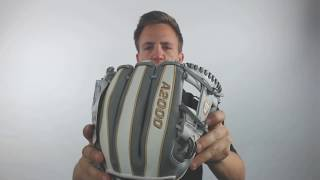 """Review: **EXCLUSIVE** Wilson A2000 11.5"""" Baseball Glove (WTA20RB181786PA)"""