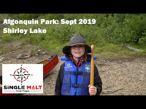 Algonquin Park: Sept 2019 - Shirley Lake