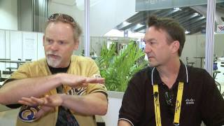 Jimmy Ray Purser at Cisco Live 2014 - The Internet of Things