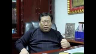 Сюй Минтан о дистанционном обучении Чжун Юань Цигун