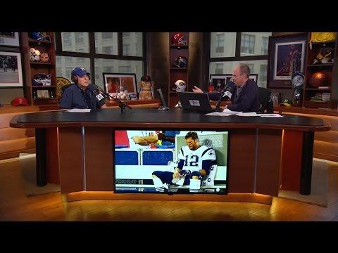 Bob Costas of NBC Sports Talks Deflategate Investigation & More in Studio - 5/6/15