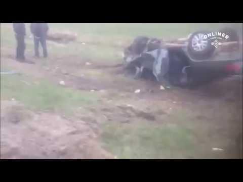 Пьяный водитель Ford перевернулся в кювет