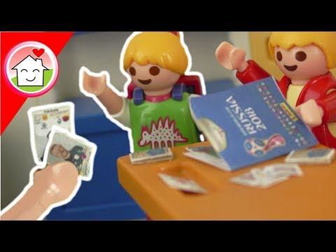 Playmobil Film deutsch - Ein Dieb in der Schule - Geschichte für Kinder von Familie Hauser