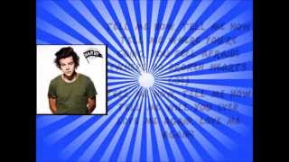 One Direction- Where Do Broken Hearts Go/Night Changes (Remix Lyric Video)