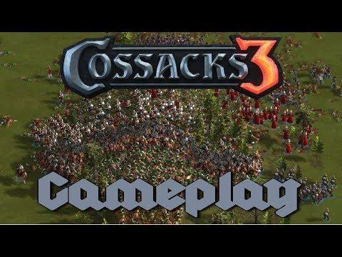 Cossacks 3 | 4v4 10pt | Prussian Education |