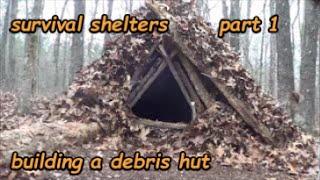 Debris Shelter Part 1