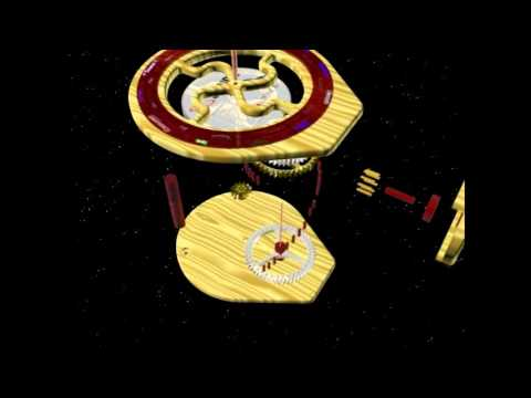 Copernican Planetary Orrery in 3DS Max