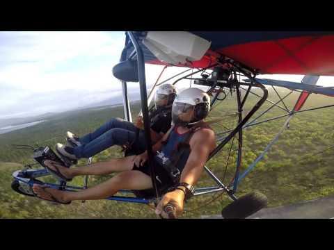 GoPro - Mindanao Saga Flying Club Air Tour around Mati