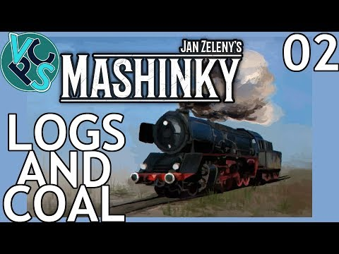 Mashinky Ep02 - Logs and Coal – December Third Era Update –