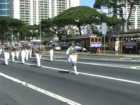 Waipahu High School Band High School Marching Band