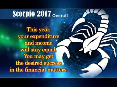 SCORPIO 2017 HOROSCOPE HINDI