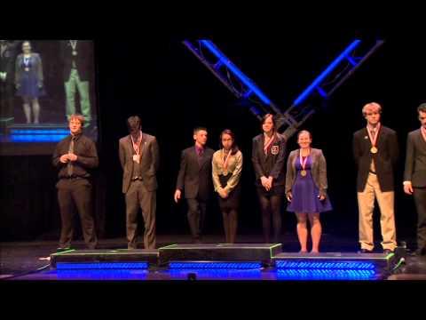 2014 / 70th Anniversary / Ohio DECA CDC Grand Awards Session
