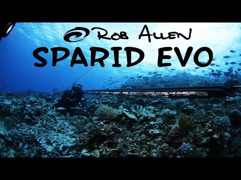 Rob Allen Sparid Evo Speargun