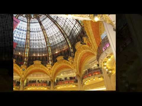 Day 20: Shopping Galeries Lafayette - 30 Days In Paris France