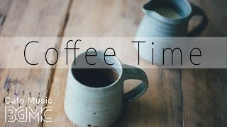 Coffee Time Jazz & Bossa Nova Lounge - Chill Out Accordion Mix - Instrumental Cafe Music