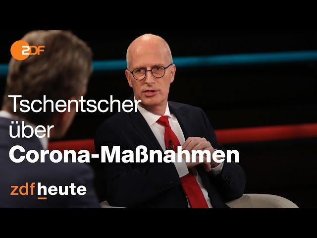 Tschentscher über die  Corona-Politik   Markus Lanz vom 03. September 2020