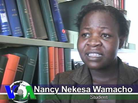 Kenyan Women's University Prepares Students to Compete in a Male-Dominated World