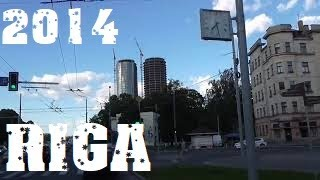 #42 Riga Рига - Latvija Latvia Латвия / Travel Europe by car documentary / По Европе на авто Лексус(10jul14 1611 - 2151 The state border Lithuania - Latvia, highway, highway, summer, sunny weather, Russian truckers, trees, pond, lake, picnic area, white ..., 2015-03-11T20:43:05.000Z)