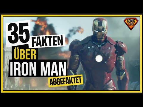 35 MARVEL FAKTEN über IRON MAN - Wie gut kennst du das Marvel Cinematic Universe? | ABGEFAKTET