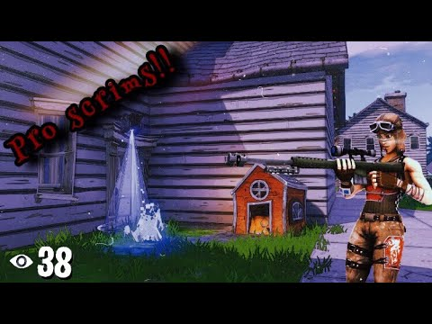 """PLAYING NEW """"DARK SCRIMS"""" (500+ WIN PS4 PLAYER) 🥶VBUCK GIVEAWAY @2K SUBS🥶"""