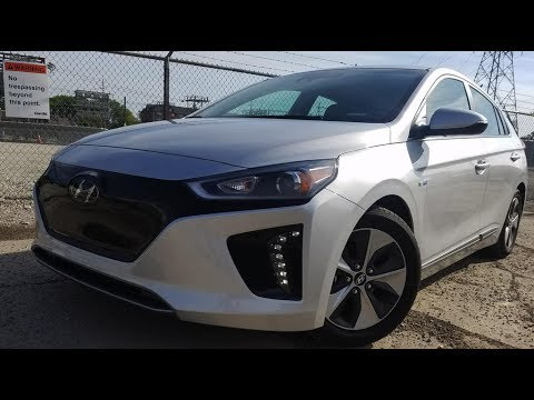 2017 Hyundai Ioniq:  The Perfect Electric Car... of the Future