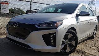 2017 Hyundai Ioniq: The Perfect Electric Car... Of The Future
