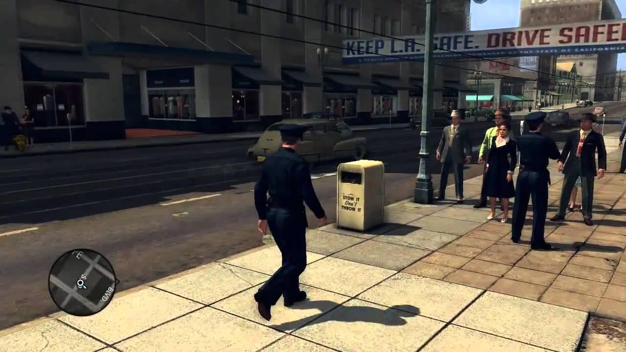 La Noire Walkthrough Part 2 - No Commentary Playthrough ...