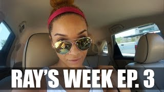 RAY'S WEEK| 3 - House Tour, Shopping, Family, & Hairspray!