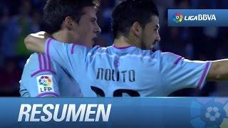 Resumen de Celta de Vigo (6-1) Rayo Vallecano