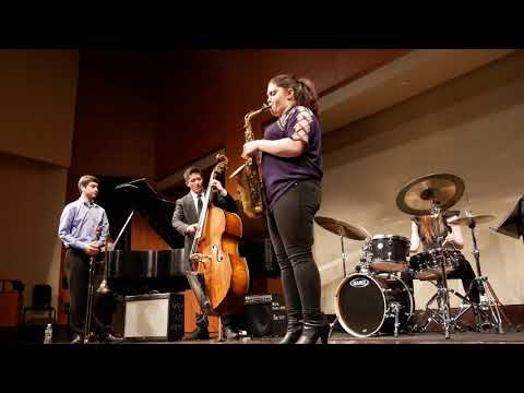 Manhattan School of Music - Pre-College Jazz 2018 - Seven Steps to Heaven