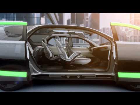 CES 2017   Chrysler Portal Concept Shots