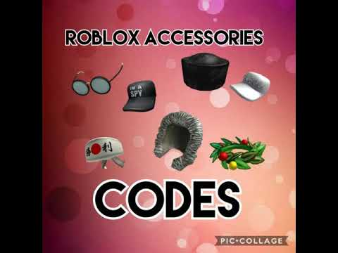 how to get free accessories on roblox