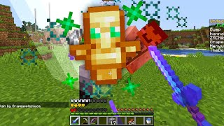 I crafted a TOTEM of UNDYING in Minecraft UHC and this happened...