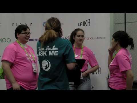 SIGGRAPH 2017 - Student Volunteer Program