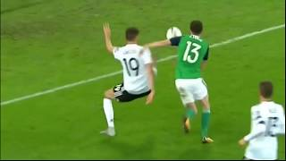 N. Ireland vs Germany 1-3 (GOALS HIGHLIGHTS) FIFA WC Qualification UEFA 05-10-2017