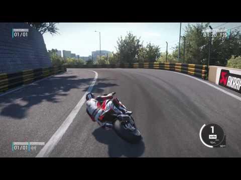 Ride 2 - Gameplay Macau