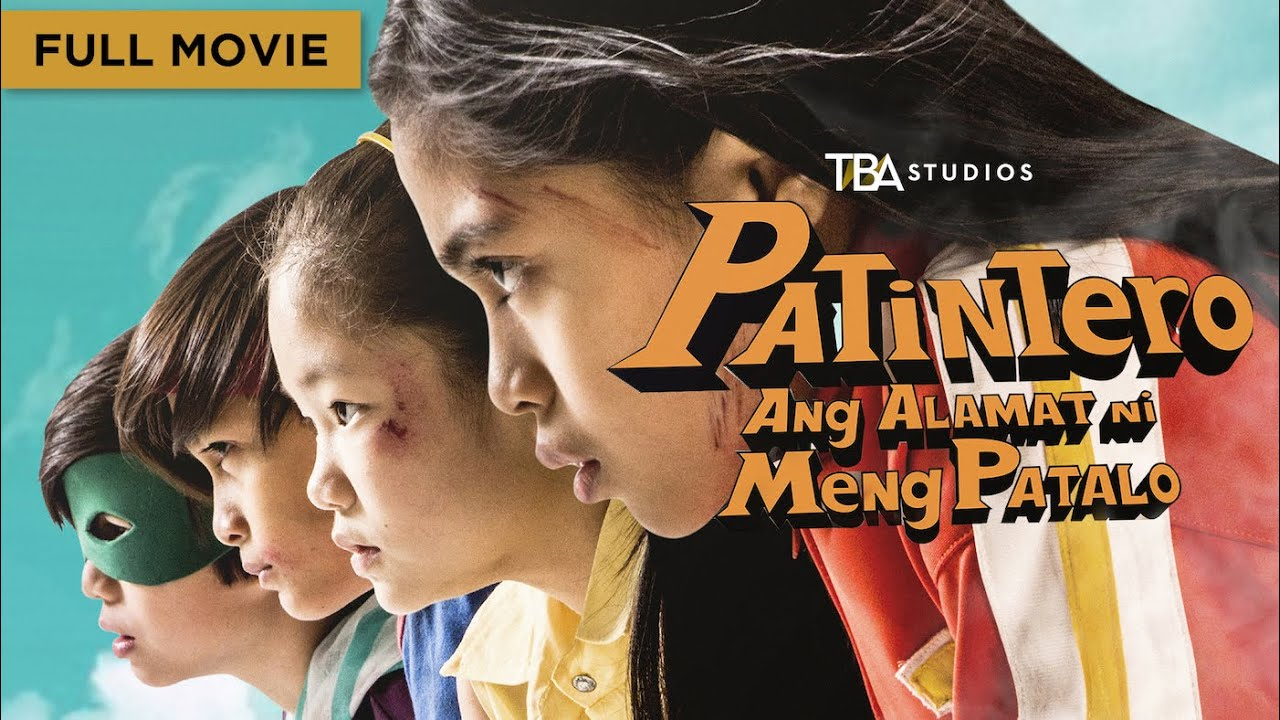 Patintero - Full Movie | Nafa Hilario-Cruz, William Buenavente | Mihk Vergara | TBA Studios