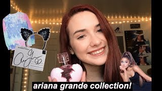 my ariana grande collection!!!