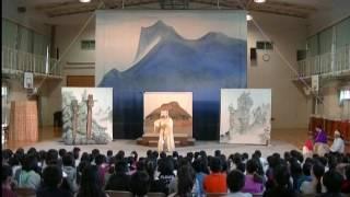 オペレッタ劇団ともしびの韓国・朝鮮民話の第二弾、オペレッタ「トラの...