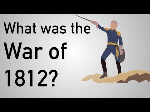 What was the war of 1812? | History #2
