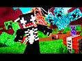Minecraft DIVINO #9 Mundo dos Creepers MUTANTES
