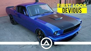 750HP Devious Mustang by Timeless Kustoms | A First Look