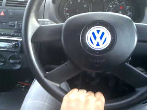 vw polo 2002 1 9 sdi diesel youtube. Black Bedroom Furniture Sets. Home Design Ideas