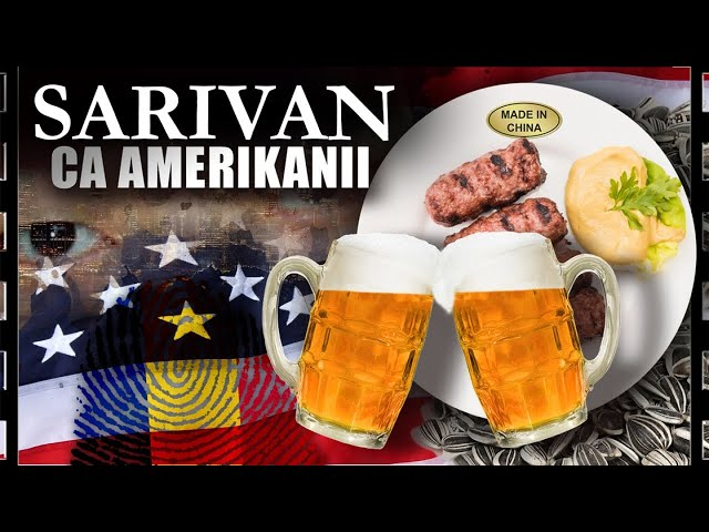 Sarivan - Ca amerikanii (Official Video)