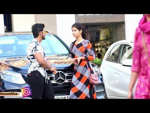 Kissing Ignoring Prank Sam Khan Youtube