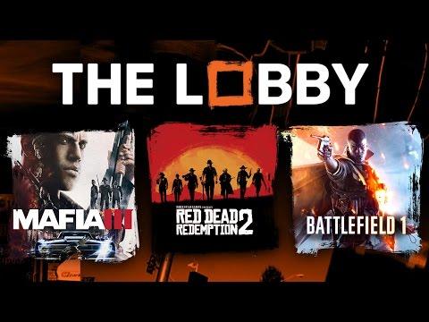 Call of Duty, Battlefield 1, Mafia 3, RDR...
