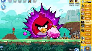 Angry Birds Friends tournament, week 326/B, level 6