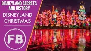 A brief history of Christmas at Disneyland | Disneyland Secrets and History thumbnail