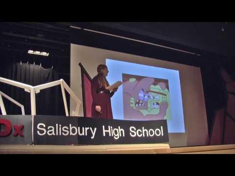 Sharks and Minnows | Sara Lamana | TEDxSalisburyHighSchool