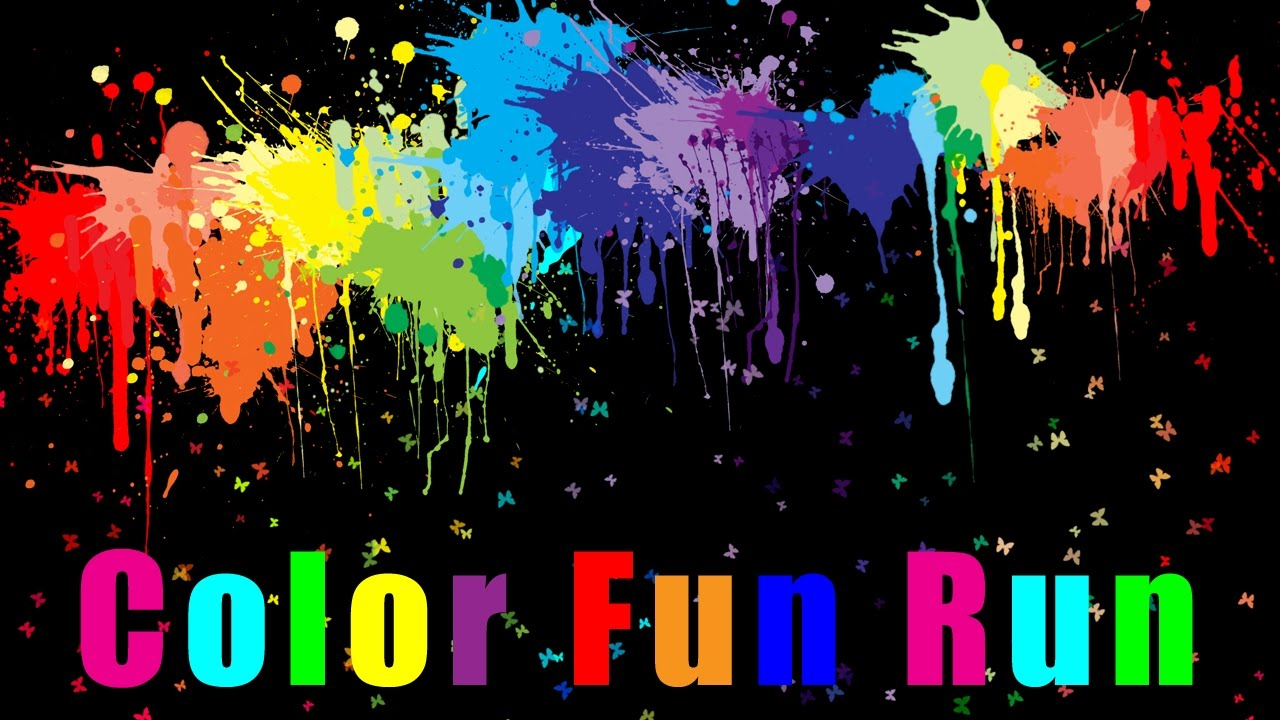 Image result for color fun run
